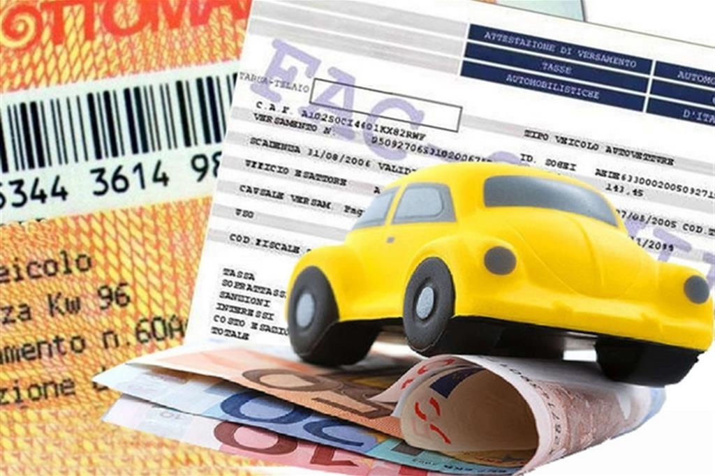 COVID: PIEMONTE, DILAZIONATO A FINE LUGLIO PAGAMENTO BOLLO AUTO