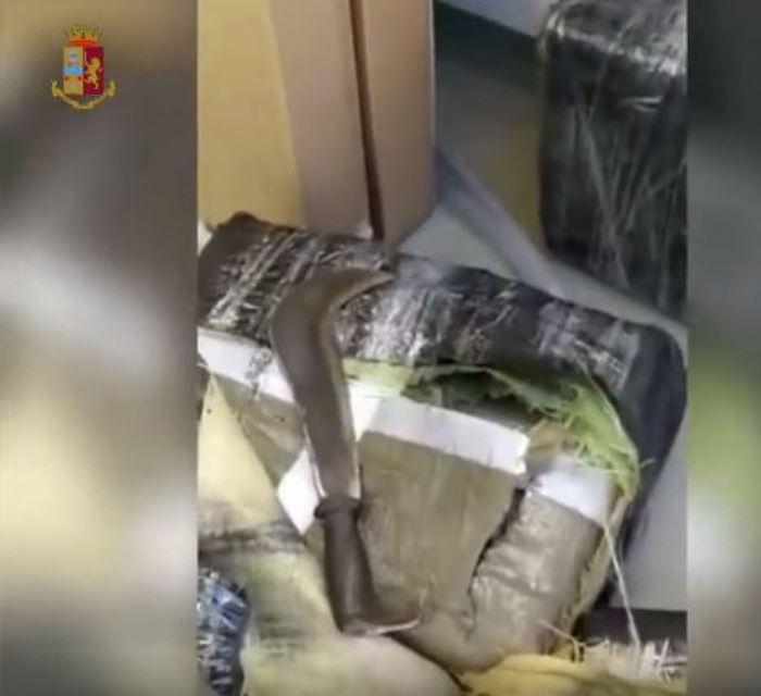 GRUGLIASCO: SEQUESTRATI 350 CHILI DI DROGA