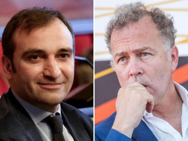 TORINO: AD ASSEMBLEA CONFESERCENTI PRIMO CONFRONTO TRA DAMILANO E LO RUSSO