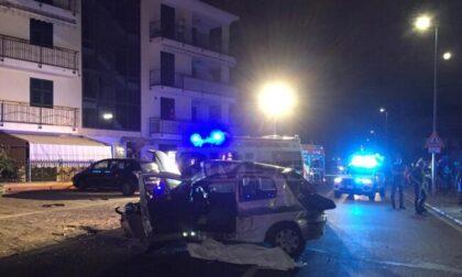 DIANO MARINA: INCIDENTE MORTALE PER UN 19ENNE DI ALBA