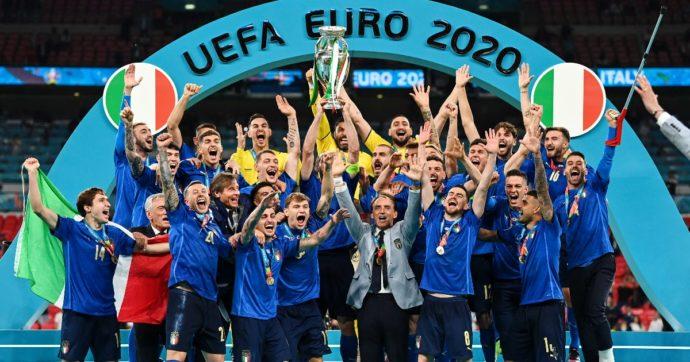 EURO 2020: ITALIA CAMPIONE D'EUROPA!