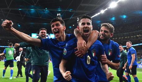EURO 2020: ITALIA BATTE SPAGNA E VA IN FINALE