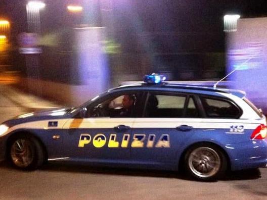 TO: DANNEGGIA MOTO, DENUNCIATO DALLA POLIZIA